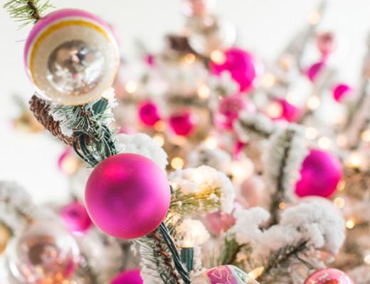 pink-christmas