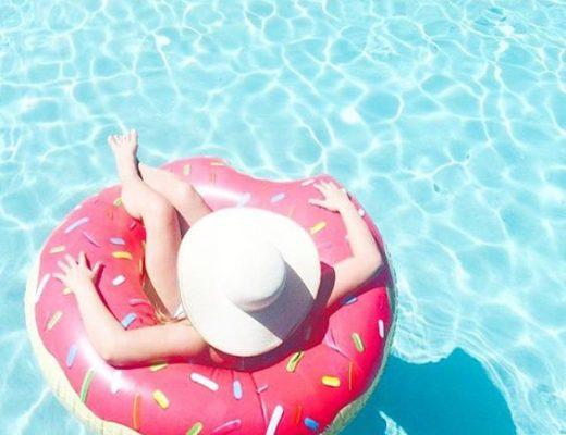 Pretty Pool Floats Graham & Co.