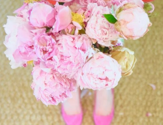 Peonies, Pumps and Pups Graham & Co.