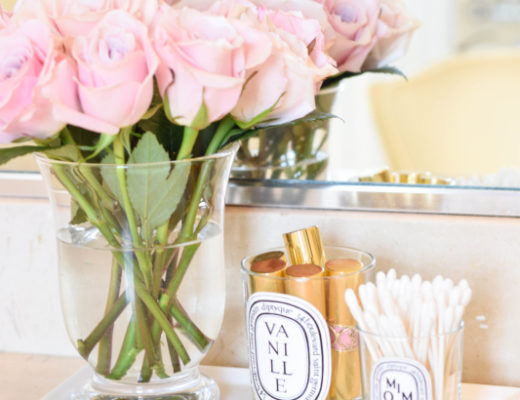 How To- Recycle Diptyue Candle Jars