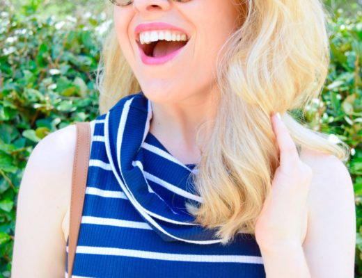 Navy-Stripes-Striped-Dress-Preppy-fashion-blogger4