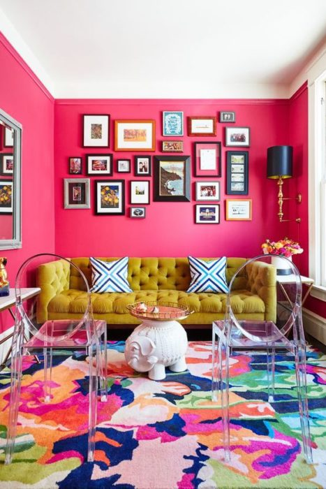 House Party: Bold, Beautiful, Brave Decor